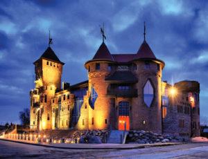 замок Нессельбек фото