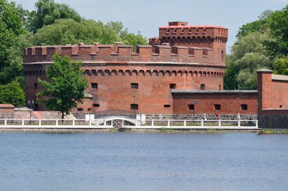 форты калининграда экскурсия