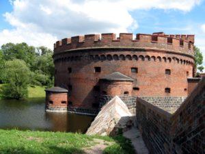 Бастион дона Калининград экскурсии