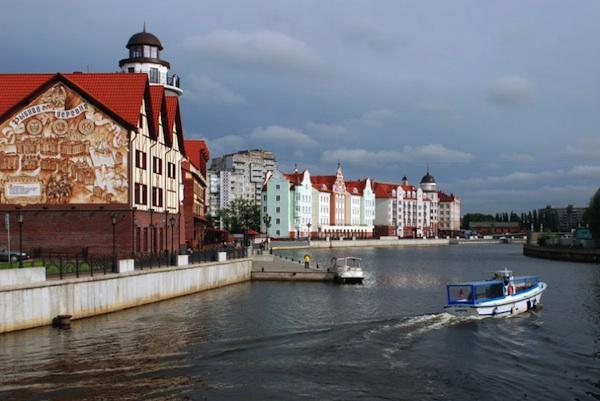 Экскурсии по Калининграду