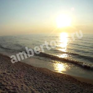 море в Зеленоградске фото