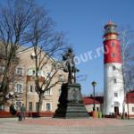 Балтийск экскурсия фото