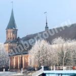 Кафедральный собор в Калининграде фото