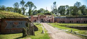 форт №5 в Калининграде фото