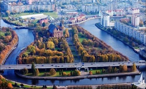 цикличный тур в Калининград
