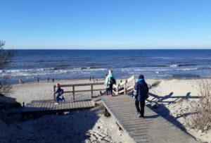 фото моря в Калининграде