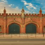 Фридландские ворота фото