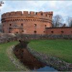 крепость калининград