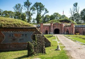 форты калининграда фото