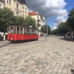 трамвай в советске фото