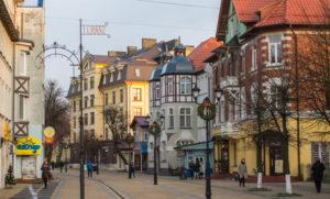 зеленоградск фото города