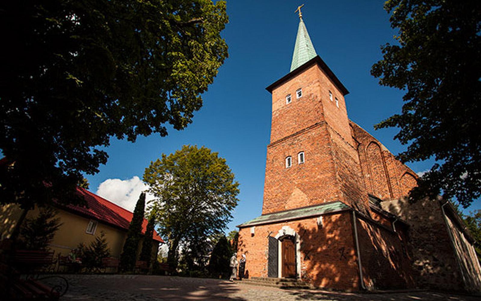 кирха калининградская область фото